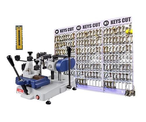 Keyline RS206 Mortice Key Cutting Starter Package