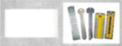 Key Cutting Machine Identification Tools