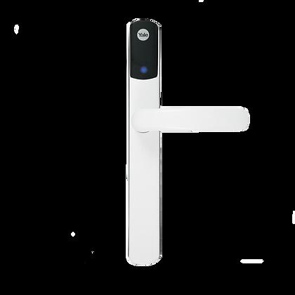 YALE Conexis L1 British Standard Smart Door Lock - No Module - White