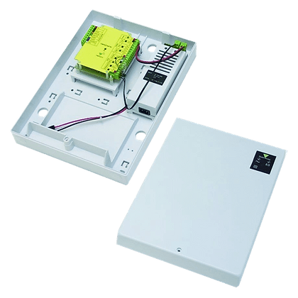 PAXTON Net2 Nano Control Unit With 2A Power Supply - 654-772 - Plastic Housing