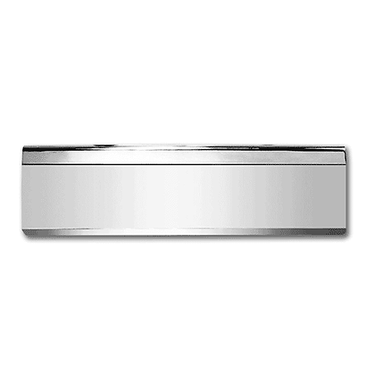 ASEC Victorian Door Tidy - Chrome Plated (Visi)