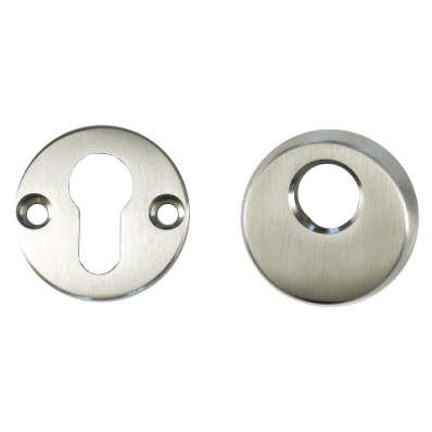 ASEC High Security Escutcheon - Satin Stainless Steel