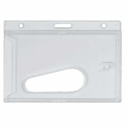KEVRON ID1013 BG25 Clear Card Holder Bag of 25pcs - Clear