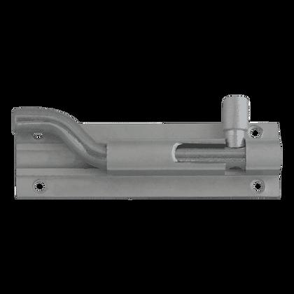ASEC Aluminium Necked Barrel Bolt - 76mm (Visi)