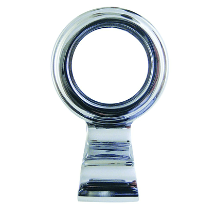 ASEC Victorian Thin Cylinder Pull - Chrome Plated (Visi)