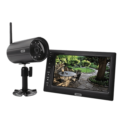 ABUS TVAC14000 Easy Home Surveillance CCTV Set - Surveillance Set