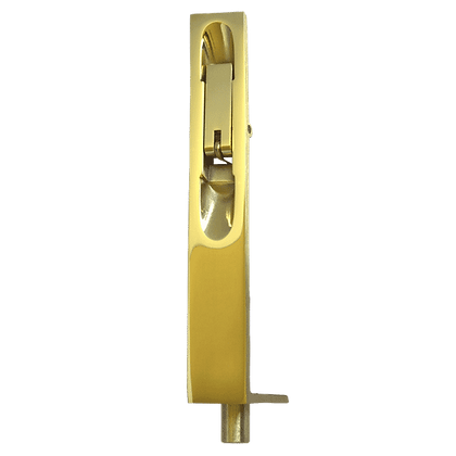FRANK ALLART 5640 25mm Brass Lever Action Flush Bolt - 152mm PB