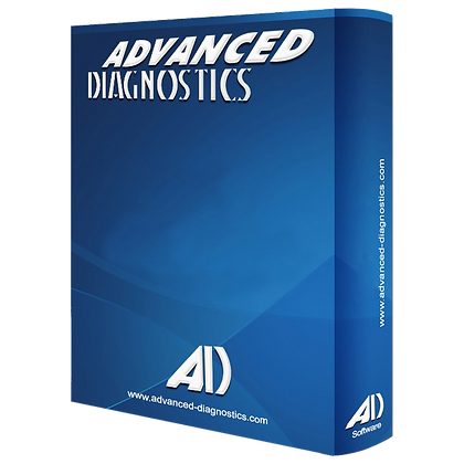 ADVANCED DIAGNOSTICS ADS2117 Mitsubishi  Category B Software -  ADS2117