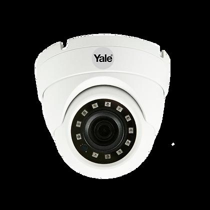 YALE Smart Home CCTV HD1080p Dome Camera - SV-ADFX-W