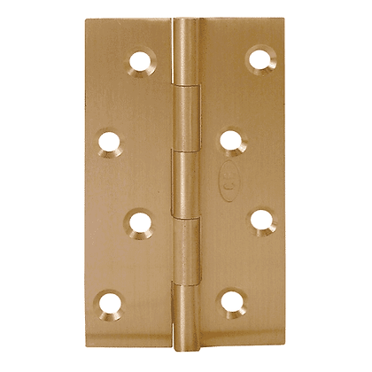 ASEC Solid Drawn Hinge - 102mm