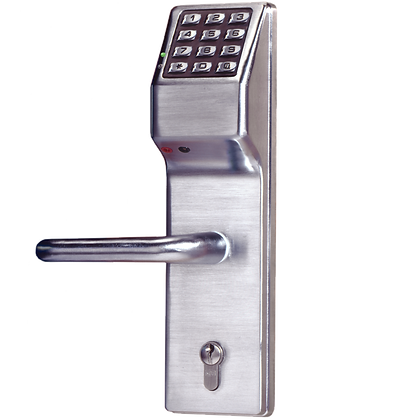 ALARM LOCK Trilogy DL3500 26DEX - Satin Chrome