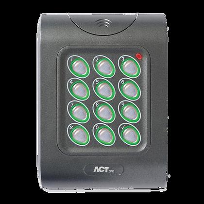 ACT ACTpro 1050e Proximity Reader & Keypad - Pin & Proximity