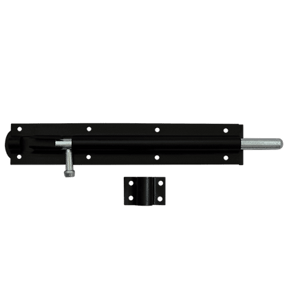 A PERRY AS923A Black Tower Bolt - 250mm Black