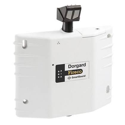 FIRECO Dorgard Smartsound Door Hold Open Device - White
