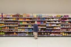 Budimom at the Supermarket