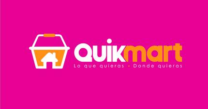 QuikMart  Tres spots en uno que permitieron entender de manera clara lo que hace esta aplicación, valiéndonos del Quiker como recurso de identificación con la marca.