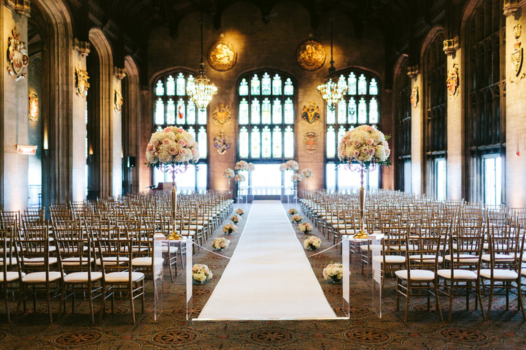 Ceremony Space by Naomi Anderson Events