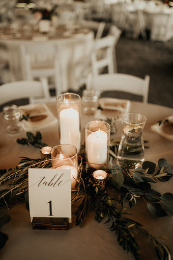 Centerpiece Design with Naomi Anderson Events