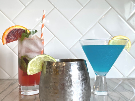 Signature Cocktails - Summer 2021