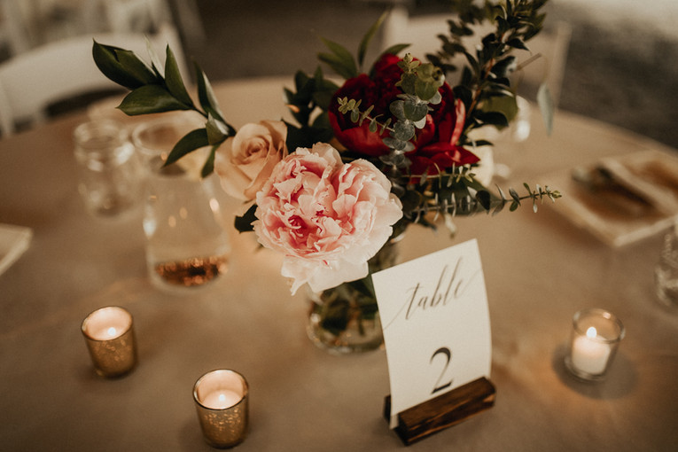 Centerpiece by Naomi Anderson Events
