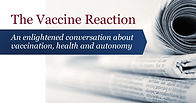The Vaccine Reaction Logo