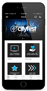 City First Church App