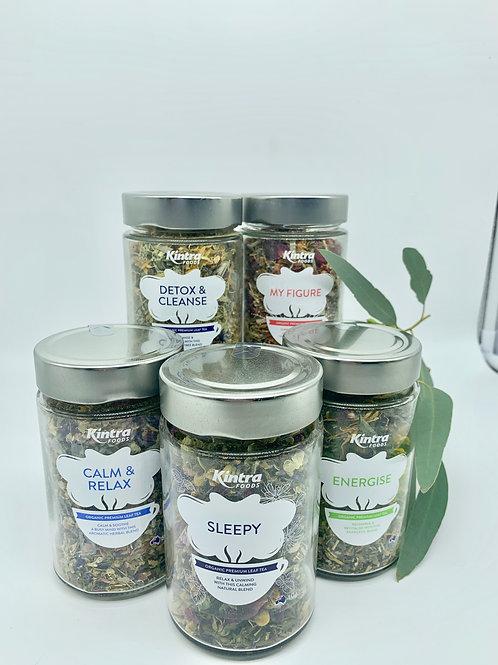Kintra Organic Herbal Teas