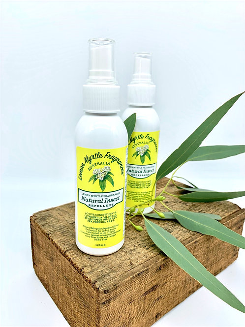 Lemon Myrtle Insect Repellant