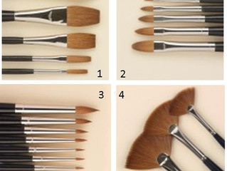 Studio Tips: Brushes