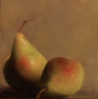Anjou Pears by Materese Roche