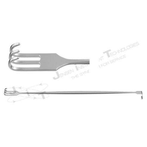 Senn-Mueller Retractors 16cm/, Blade. 7x8.5 mm, Blunt