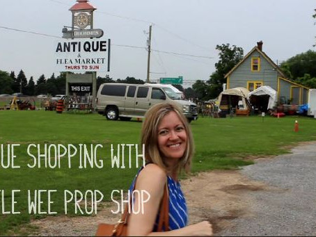 Come Antique Shopping with us!