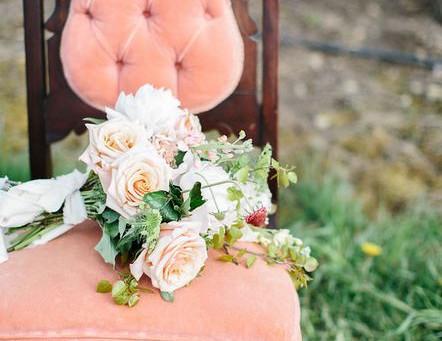 Orchard Styled Wedding Shoot