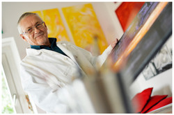Der Künstler und seine Werke