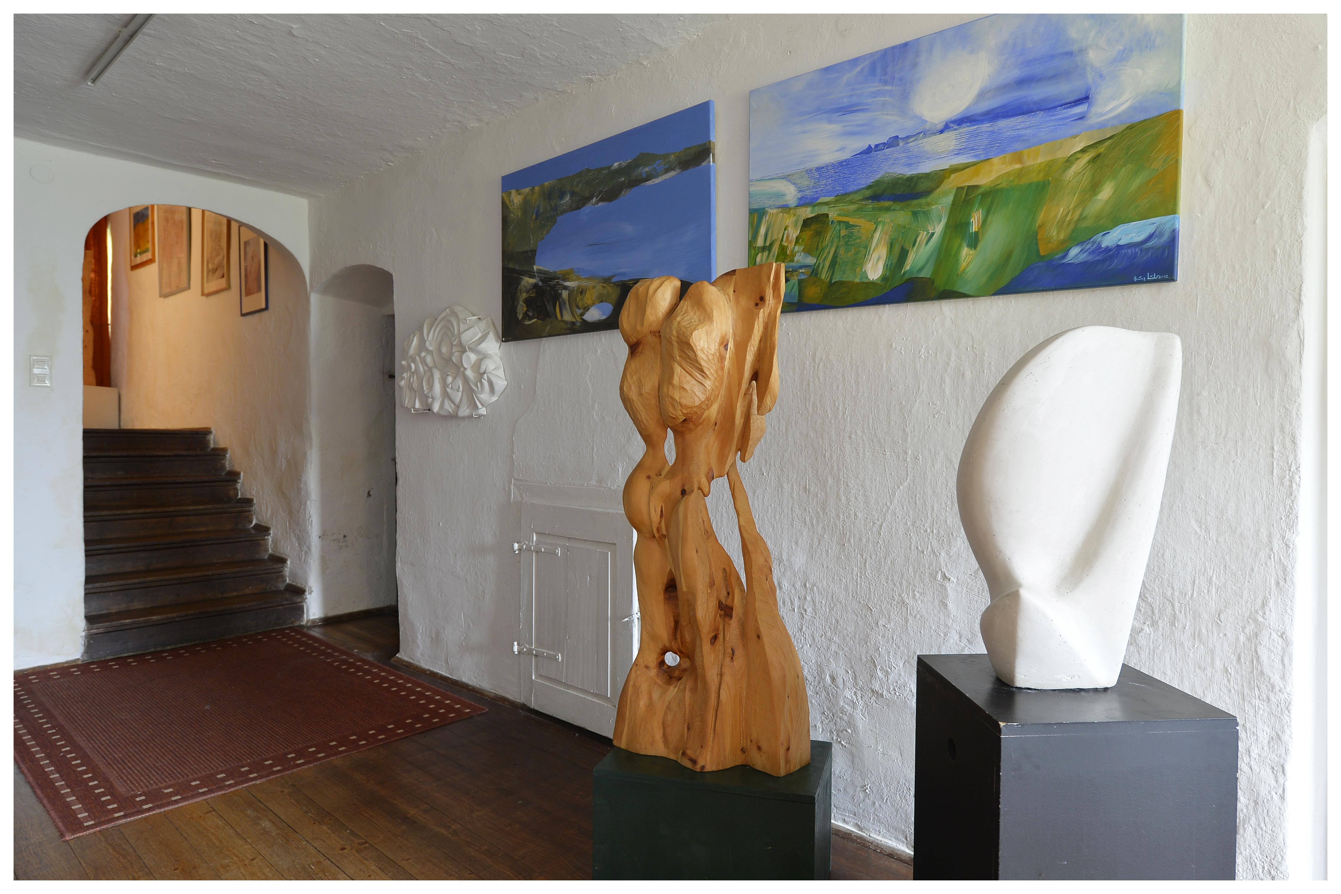 Galerie Erdgeschoss