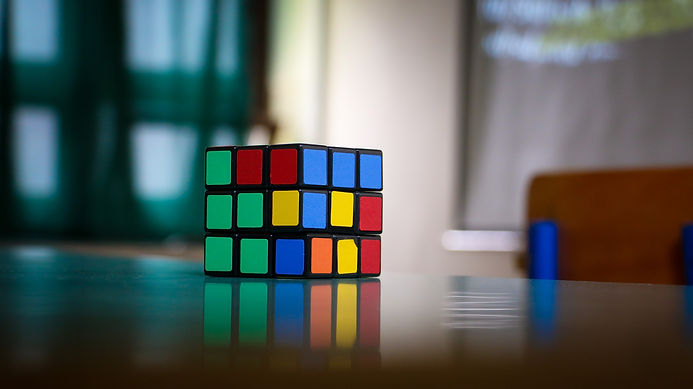 rubiks-cube-puzzle-multi-colored-shallow