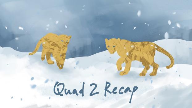 QUAD TWO // Mac Monthly Recap