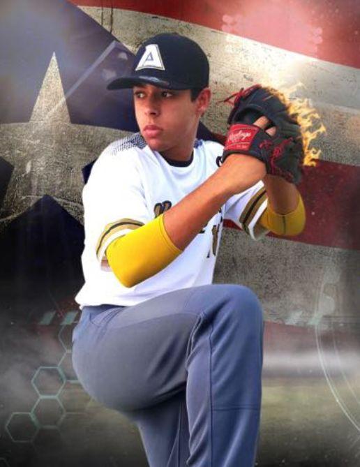 Joewan Ortiz - Lanzador San Juan COLICEBA Juvenil