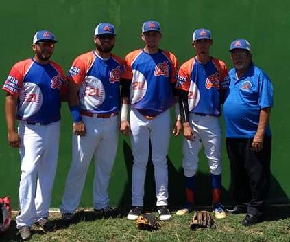 Jugadores Camuy COLICEBA Juvenil Juego Estrellas 2018