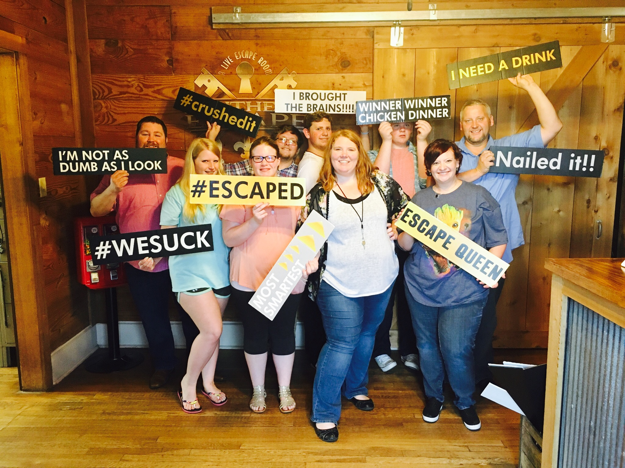 Escape Room Group