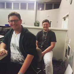 Dylan & Alex Sound Booth