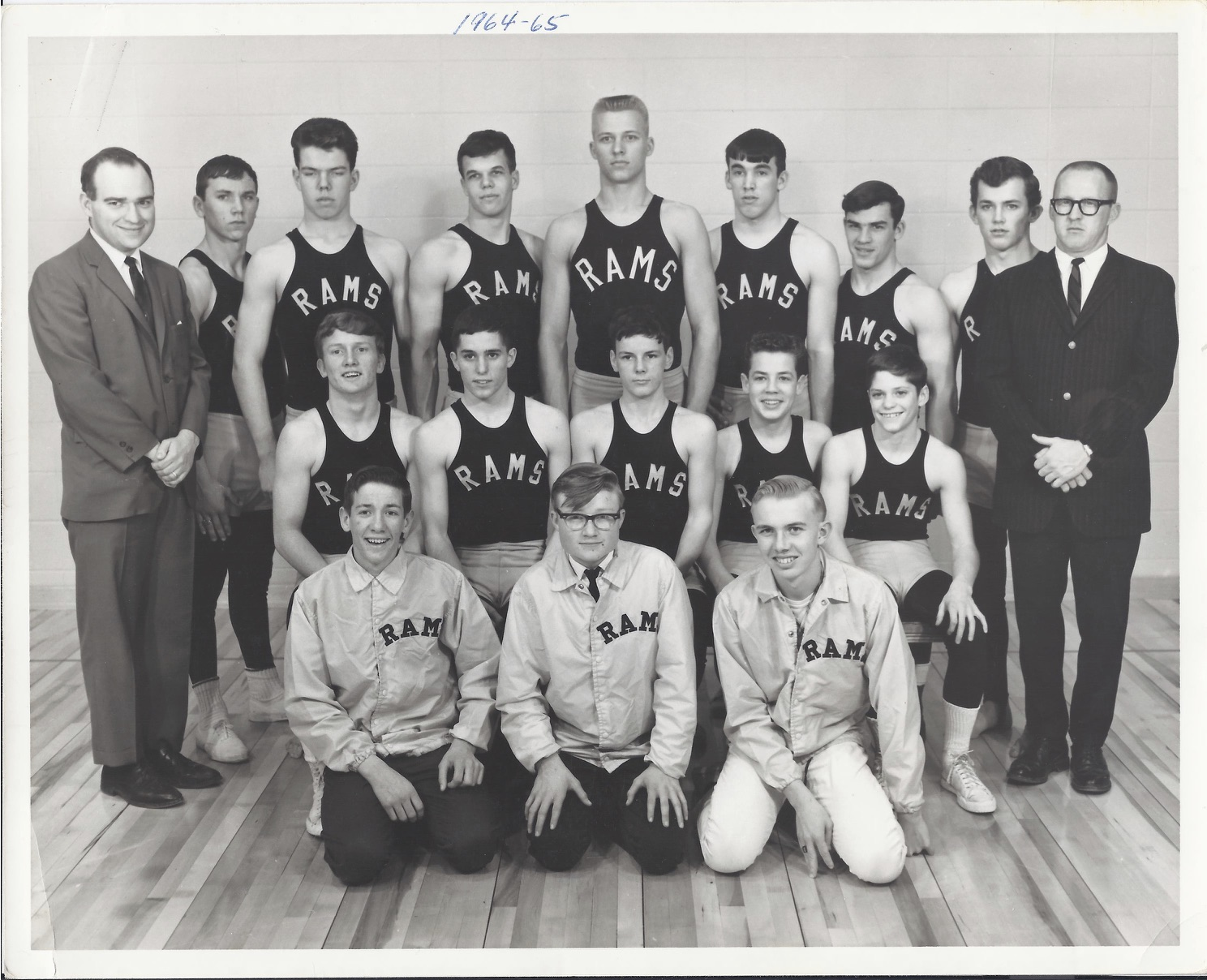 SEP Wrestling team picture 1964-65.jpg