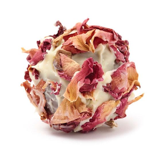 Rosenblüten-Trüffel