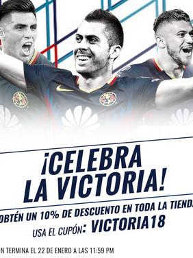 Club America Victory