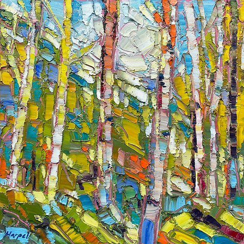 Aspen Lighting (Available for purchase at Mystic Trinity Gallery)