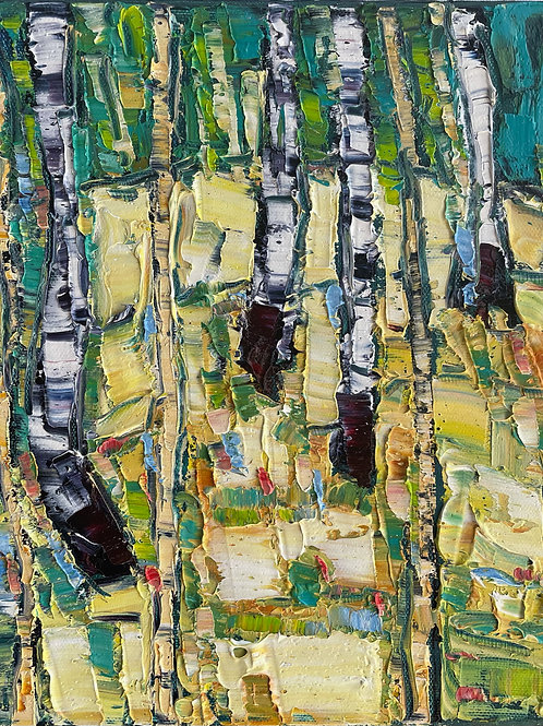 Aspen Intrigue (Available for purchase at The Mystic Trinity Gallery only)