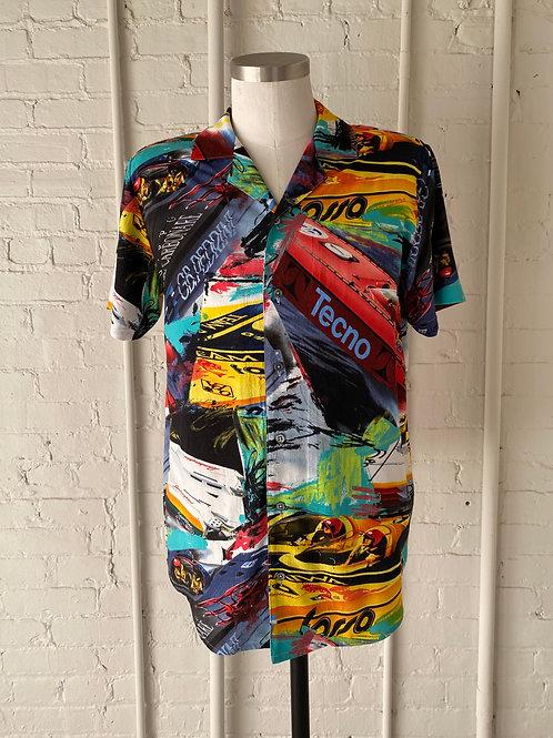 Tecno summer shirt