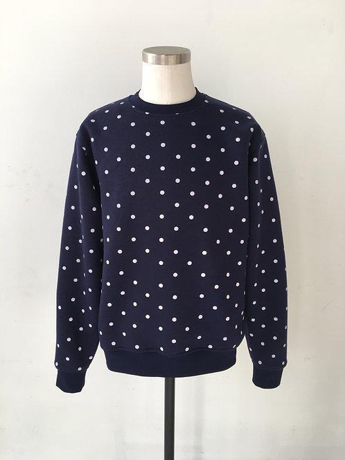 Polkadot Sweatshirt