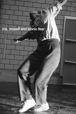 me, myself and iconic fear