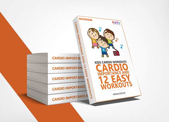 Ebook: Does my child get enough cardio?
